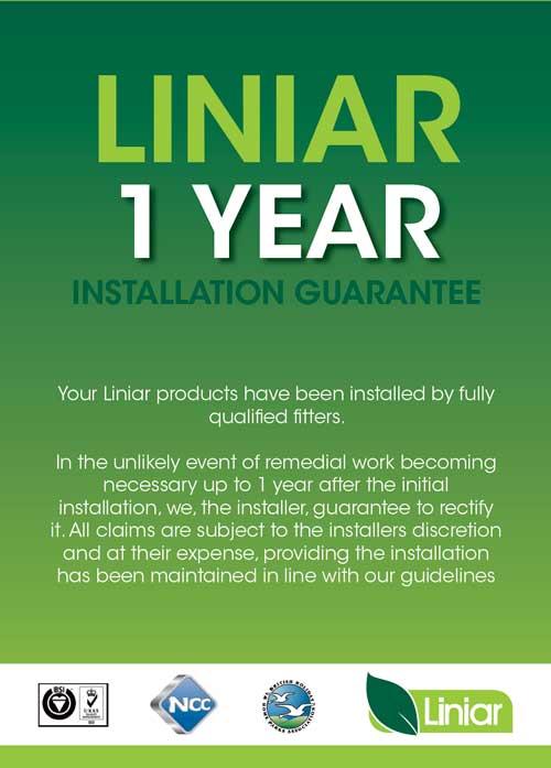 liniar 1 year