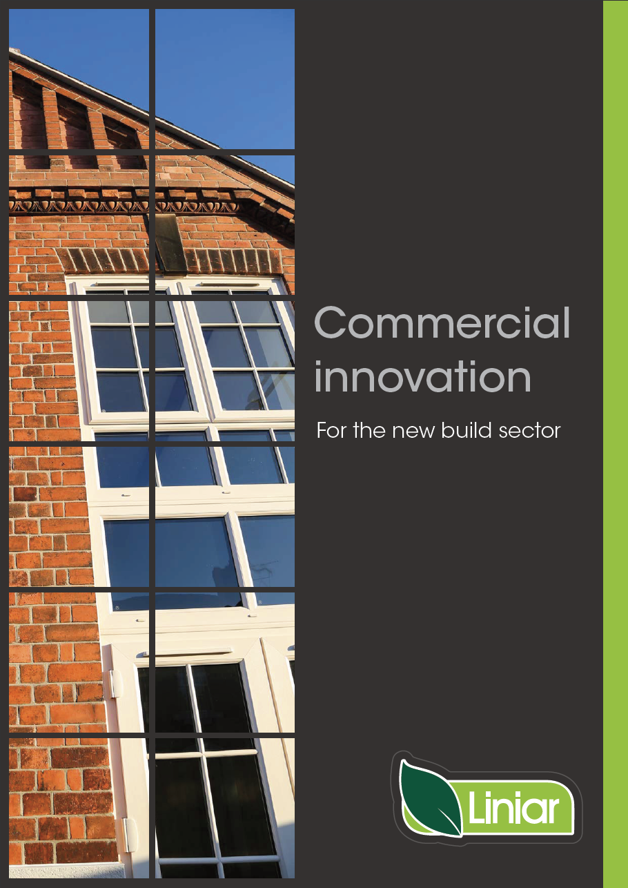 commercial innovation for the new build sector liniar