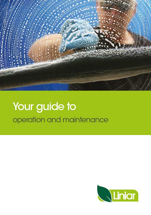 your guide to operation and maintenance