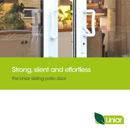 strong silent and effortless the liniar sliding patio doors