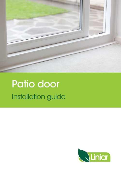 patio door installation guide