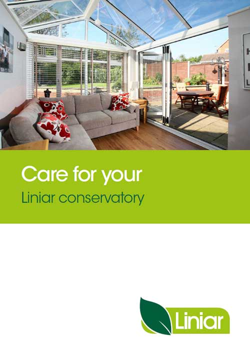 care for your liniar conservatory