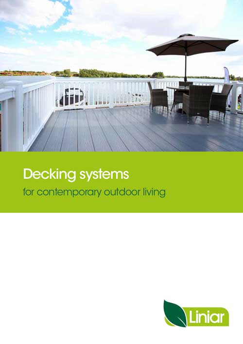 decking systems for contemporary outdoor living
