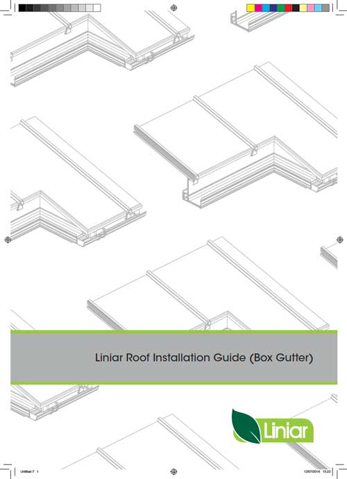 liniar roof installation guide