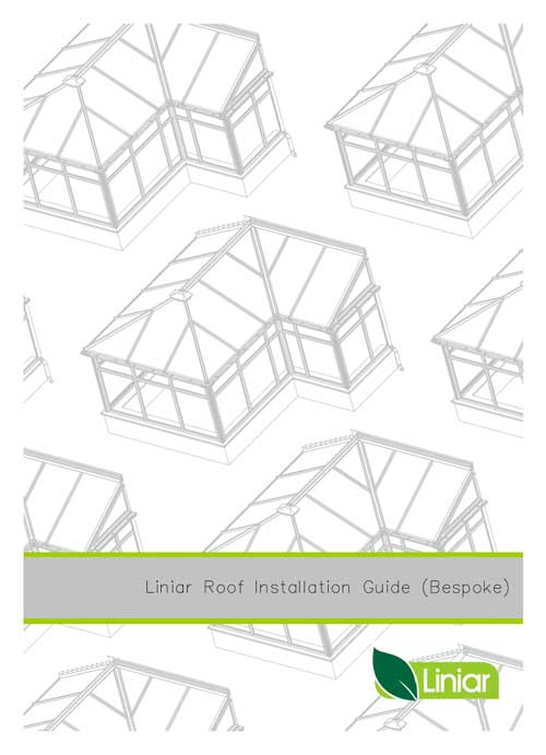 liniar roof installation guide bespoke