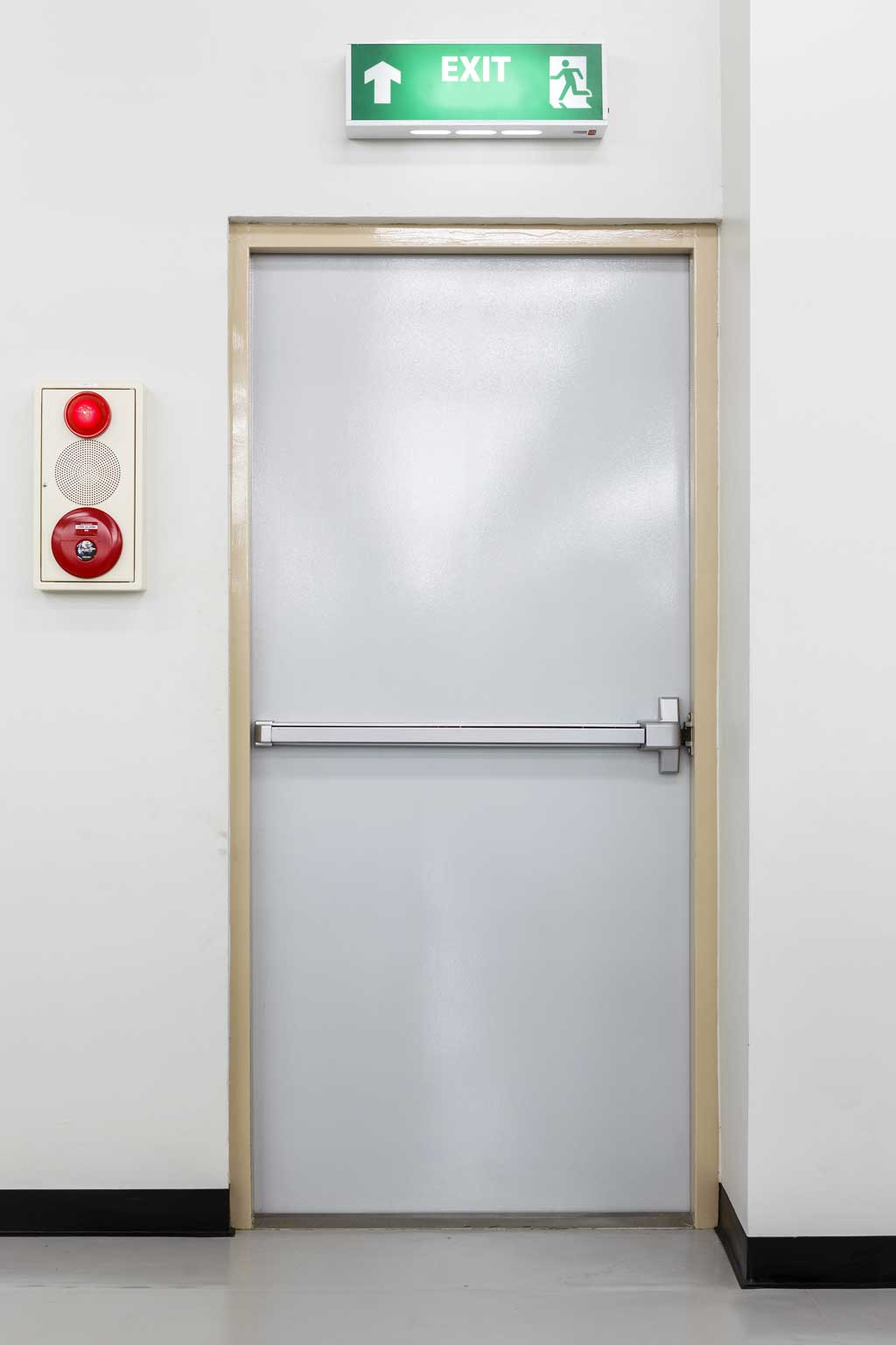 Panic Bar Doors