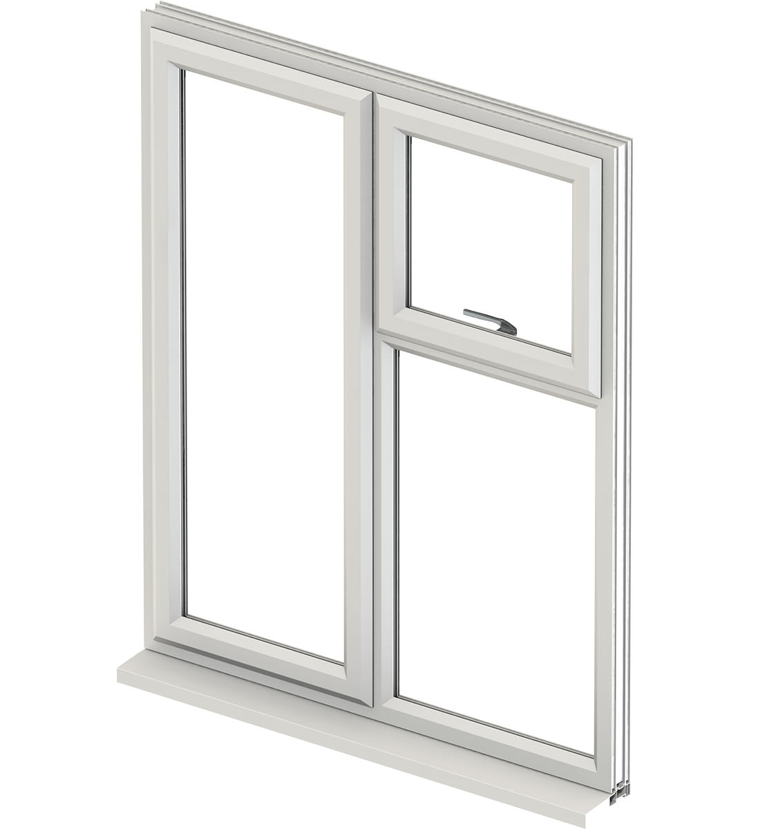 uPVC sash windows supply only swindon