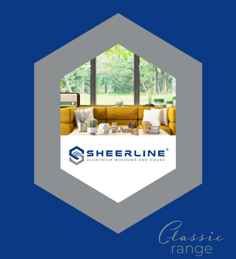sheerline aluminium windows brochure