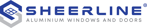 sheerline aluminium windows and doors logo