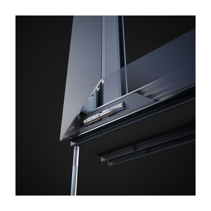 Sheerline Prestige aluminium windows and doors swindon